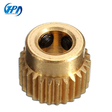China High Quality Brass Product CNC Machining Services