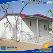 CDPH design sandwich panel prefab homes for sale