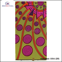 2016 new design 100% cotton high quality African wax printed fabric 6 yards for garment 1016 (29)