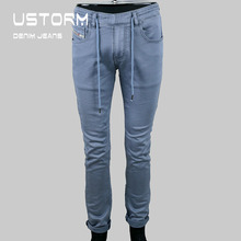 new style brand wholesale pants skinny latest design jeans for men