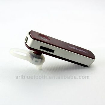 Bluetooth V3.0 ISSC chipset bluetooth headset wireless phone headphone