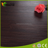 "6""*36"" Luxury Vinyl Tile PVC Flooring Non Slip Wood PVC Flooring DIY PVC Flooring"