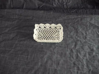 popular quality crochet cotton tray