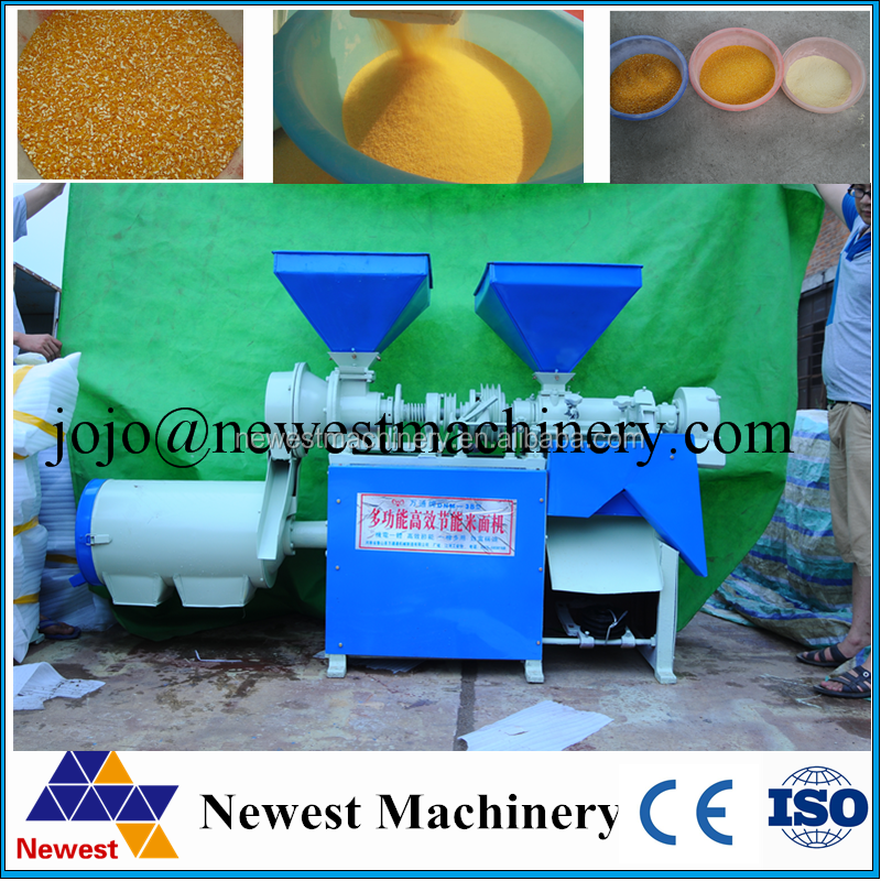 Maize flour milling machine | Corn milling machine for sale /small corn mill grinder for sale