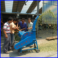 Factory directly supply farm use hay cutting machine
