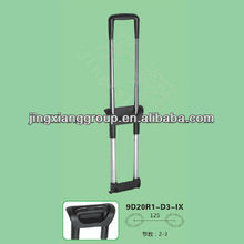Single inside trolley handle Inside telescopic trolley handle for suitcase