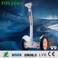 Smart golf car mini AIRWHEEL foldable two wheel electric self balancing scooter with CE ROSH