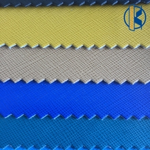 embossed Elastic Pu synthetic leather