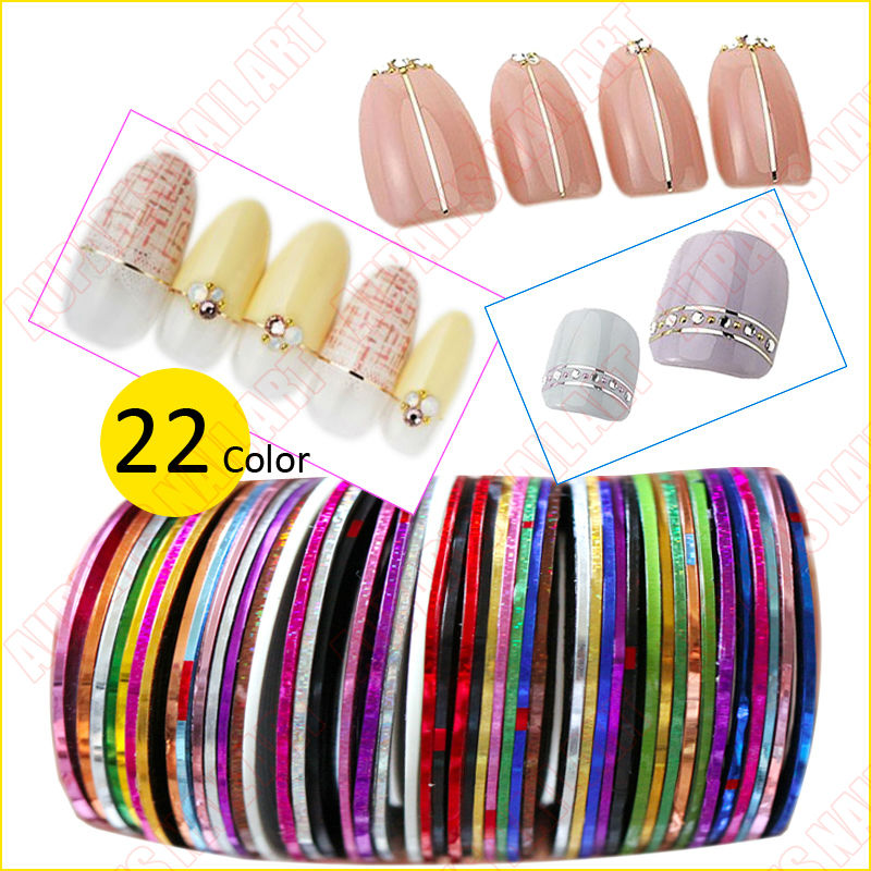 2014 Hot Sell nail decoration; www.auparisnailart.com; Professional Nail Beauty,Nail laser stripe