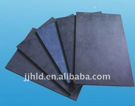 Sheet fabric insulation laminated board for PCB soldering fixture