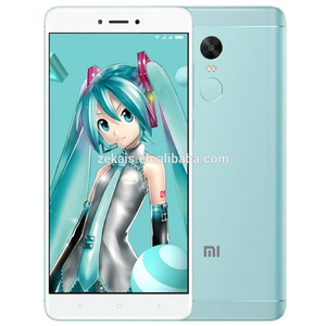 Xiaomi Redmi Note 4 4x Original cellphones in stock 32GB 64GB mobile phone Network 4G 5.5 inch MIUI 8.0 smart phone smartphone
