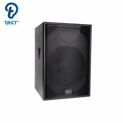 15 inch pro audio subwoofer bass speaker