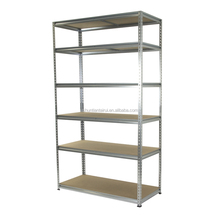 5-shelf heavy duty storage rack system