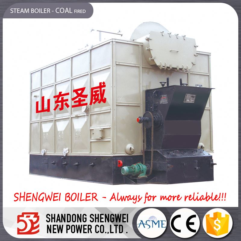 Steam Turbine 3 Mw Coal Fired Steam Boiler For Sale