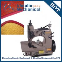 High accuracy carpet binding sewing machine with low noise