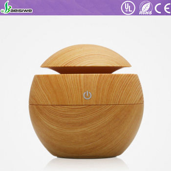 2017 trending products 130ml essential oil aroma diffuser,led night light portable usb ultrasonic mini humidifier