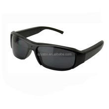 Factory Direct selling Camera Surveillance 1920 x 1080 Full HD Video Motorcycle Riding Glasses Sunglasses Camera