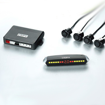 Hot selling wireless LED parking sensor system easy to install
