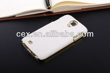 Ultra Thin New 2013 White Luxury Pearl Hard Case for Samsung Galaxy S4 IV / i9500