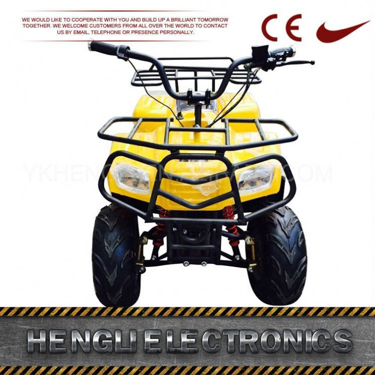 49cc pocket bike 2 stroke engine electric quad atv for kids