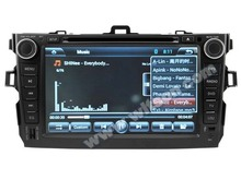 WITSON ANDROID 4.2 CAR DVD GPS RADIO PLAYER TOYOTA COROLLA 2007-2012 WITH A9 CHIPSET 1080P