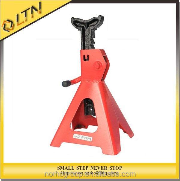 Wholesale Portable JS-A Tpye Hydraulic Mechanical Jacks Stand/Manual Lifting Jacks