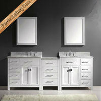 Modern double sink bathroom vanity closeout bathroom vanities