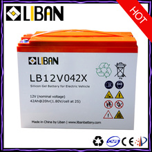 42Ah Gel Cell Motorcycle Battery