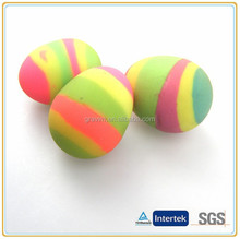 Gravim Colours egg elasticity children toys bouncing ball