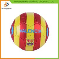 Hot Selling special design pu soccer ball 2016