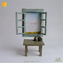 Wholesale Art Mids Crafts Love Resin Photo Frame Supplier from China