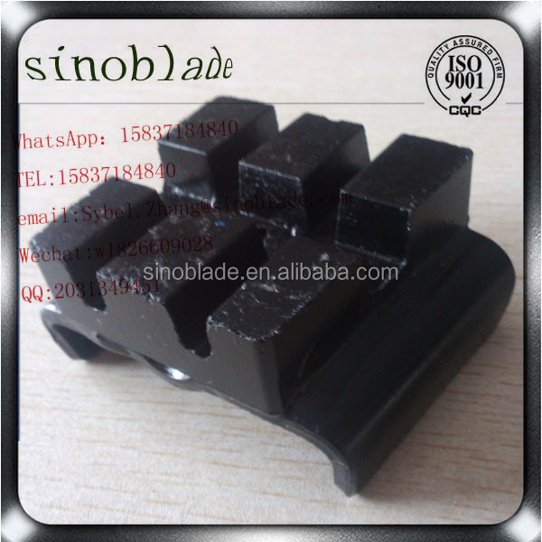 Concrete Polishing Tools Segmented Diamond Grinding Block for Grinding Granite