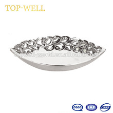 Nice popular fruit and vegetable ceramic dish for giftware,for kitchen made in china