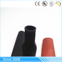 "Chinese supplier soft 1/2"" heat silicon rubber shrink tube /silicone hose"