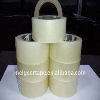 BOPP Transparent Packing Tapes For Carton Sealing and Packaging for my Ecuador Customers'