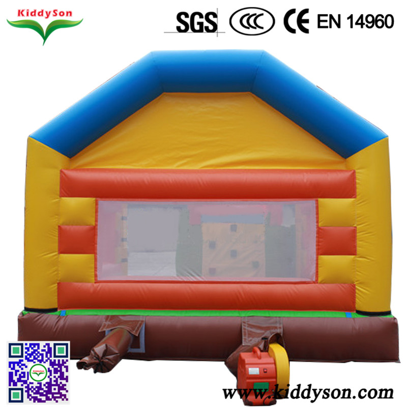 Child Children Kid Amusement Park Inflatable Castle For Outdoor Play Ground
