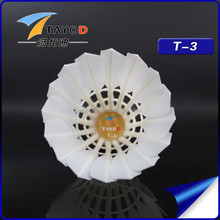 T-3 Shuttlecock Badminton for Tournment Sport Accessories