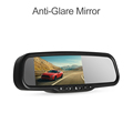 OE bracket 1080p rearview mirror dvr monitor