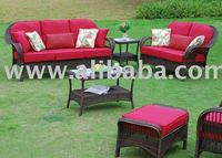 Outdoor Patio and Garden Rattan and Wicker Furniture