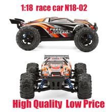 1:18 waterproof remote control car 2.4G radio control car racer 4WD rc hobby cars for sale