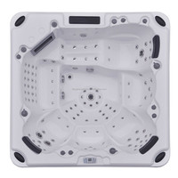 hot sell hot tub JCS-18 for 7 people