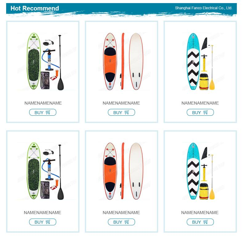 Hot selling surfboard blanks,best sup paddle boards,fashion designed surfboard
