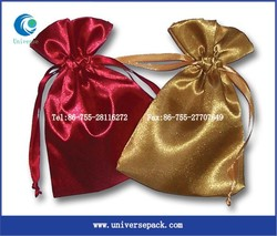 ribbon tie gift bags customized