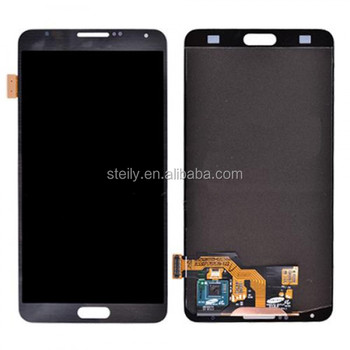 Mobile phone Display LCD assembly for Samsung Galaxy Note 3 with Touch Screen