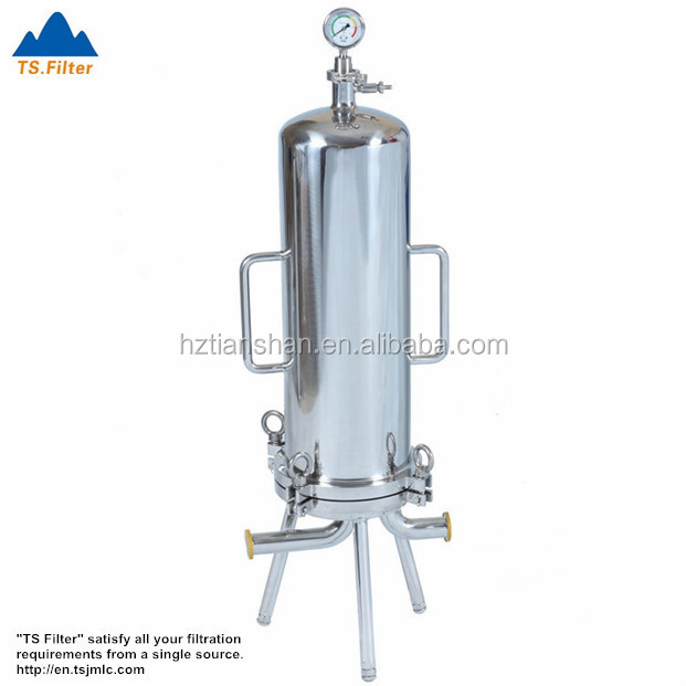 0.2 micron filter cartridge for filter housing machine