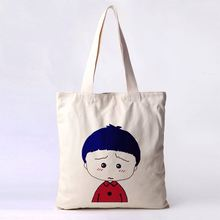 Cheap Eco Custom Screen Printing Canvas Cotton Cloth Bag