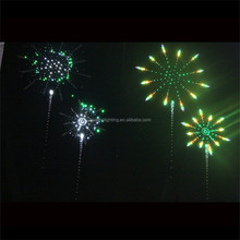 Fiber optic smart led firework lights LED shooting star , LED thunder , LED twinkle
