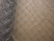 warehouses protection stainless steel chain fence net