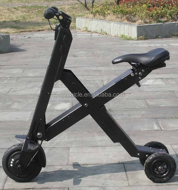 China made high quality 3 wheel cheap folding children's scooters electric price