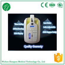 2017 new design mini portable oxygen concentrator oxygen maker for travel